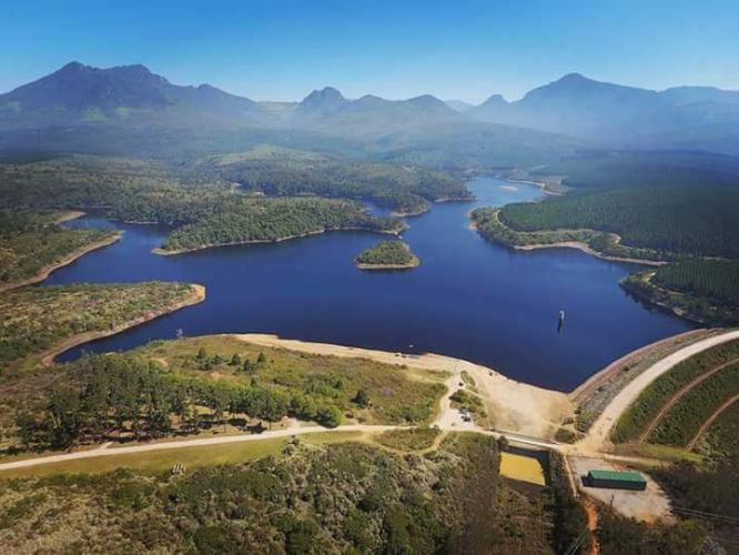 Garden Route Dam. Picture from facebook.